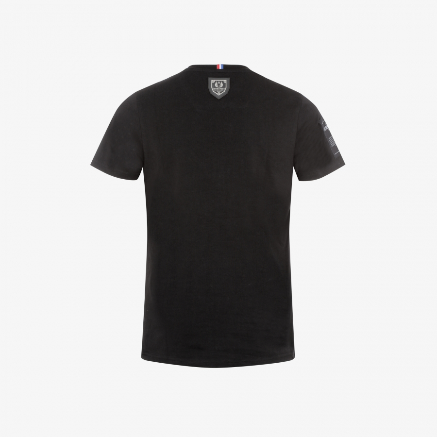 T-shirt Dylan Black