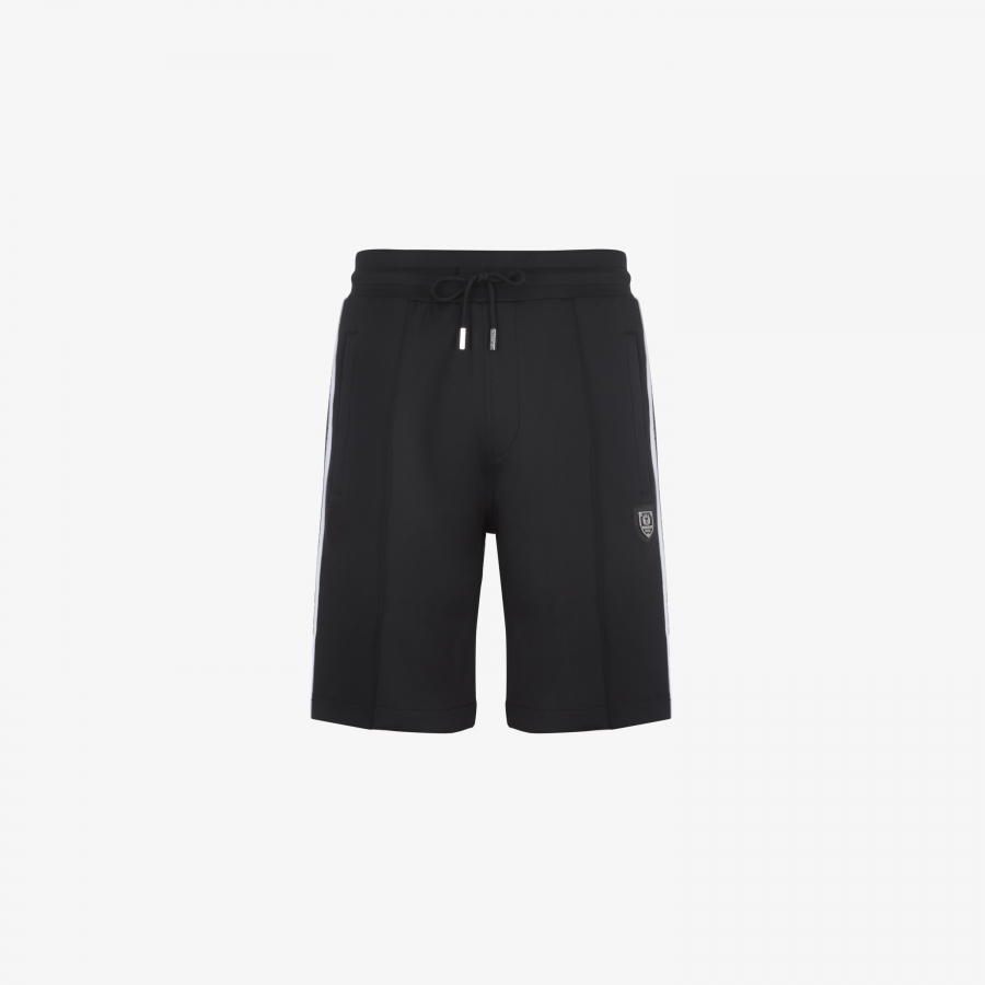 Short Natty Black