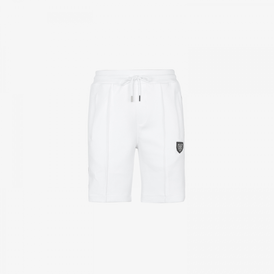 Short Natty White