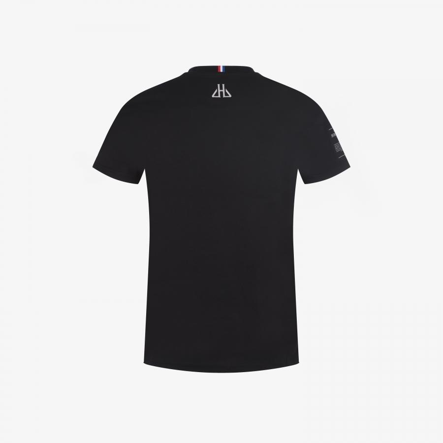 T-shirt Cognac Noir