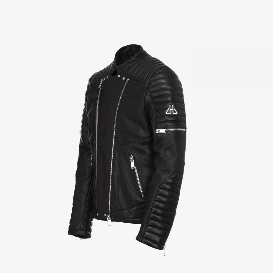Jacket Manoir Leather Bubble