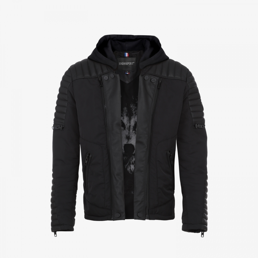 Jacket Manoir Black Edition