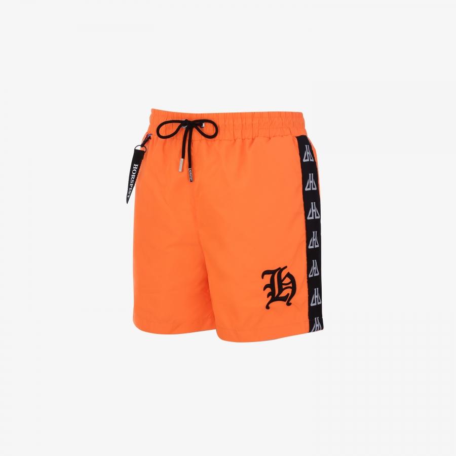 Swim shorts Neal Orange Fluo