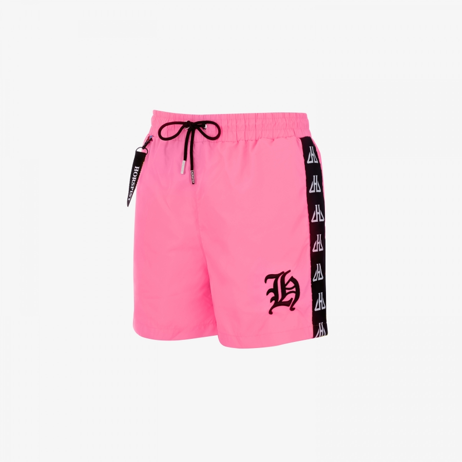 Swim shorts Neal Pink Fluo