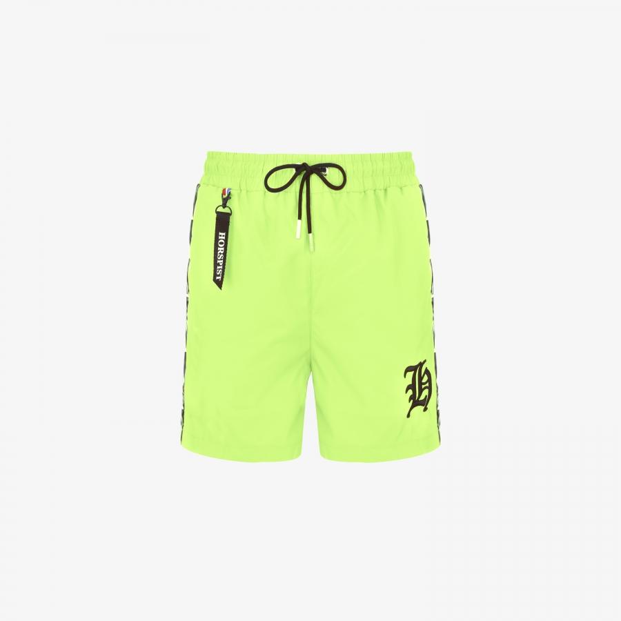 Swim shorts Neal Yellow Fluo