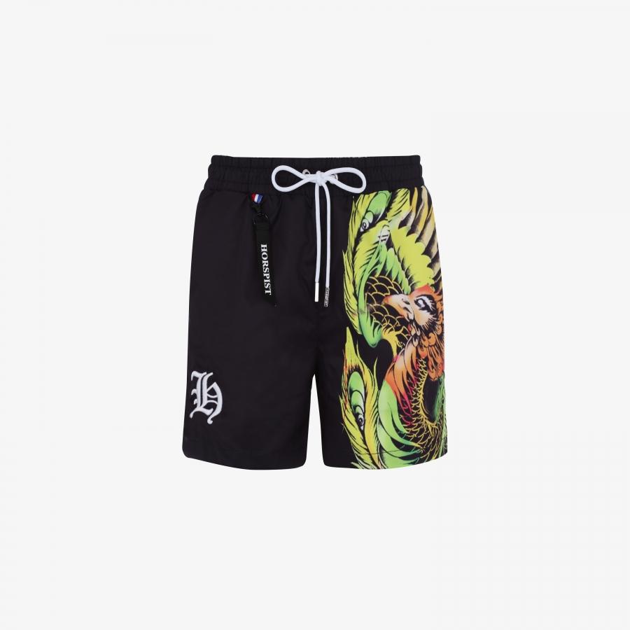 Swim shorts Saphire Black