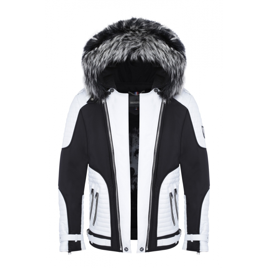 Down Jacket Vegas White