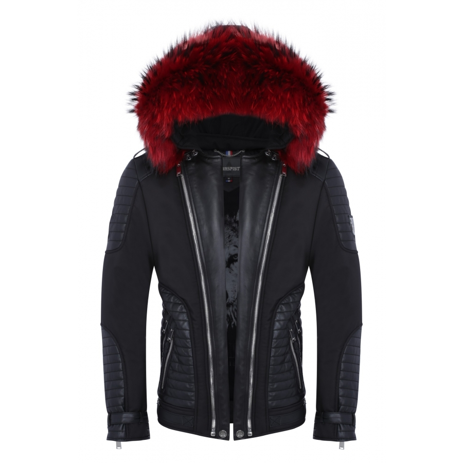 Down Jacket Vegas Black