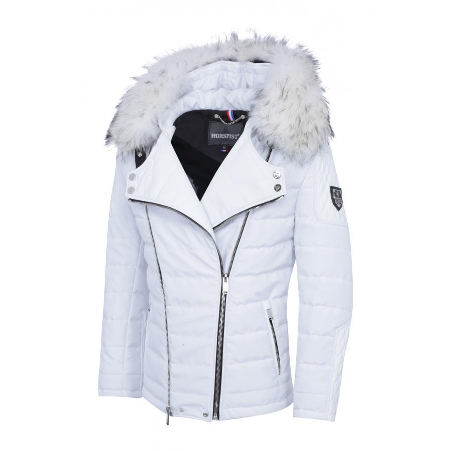 Down Jacket Carlton all White