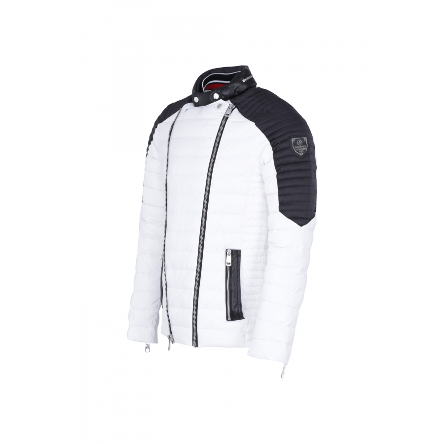 Bombers Steeve Omega All White
