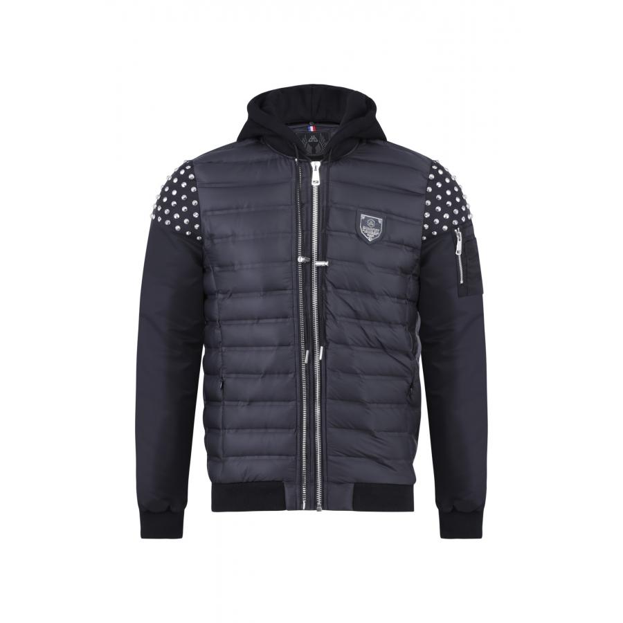 Jacket Powell Omega Black