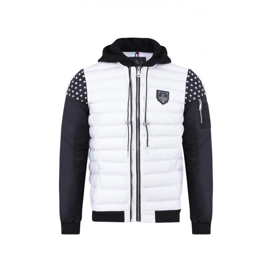 Jacket Powell Omega White