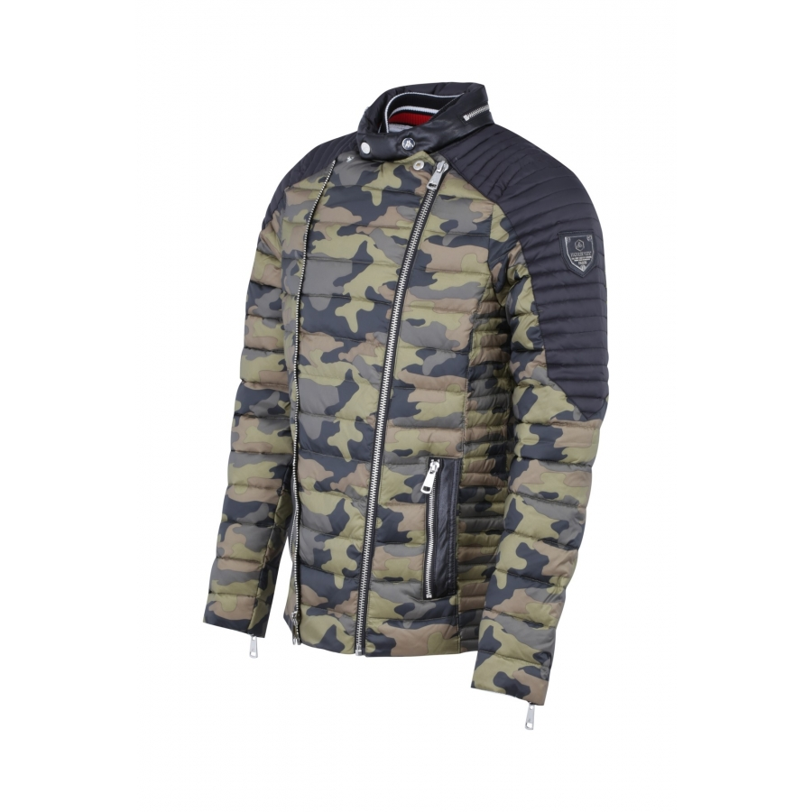 Bombers Steeve Omega Camouflage