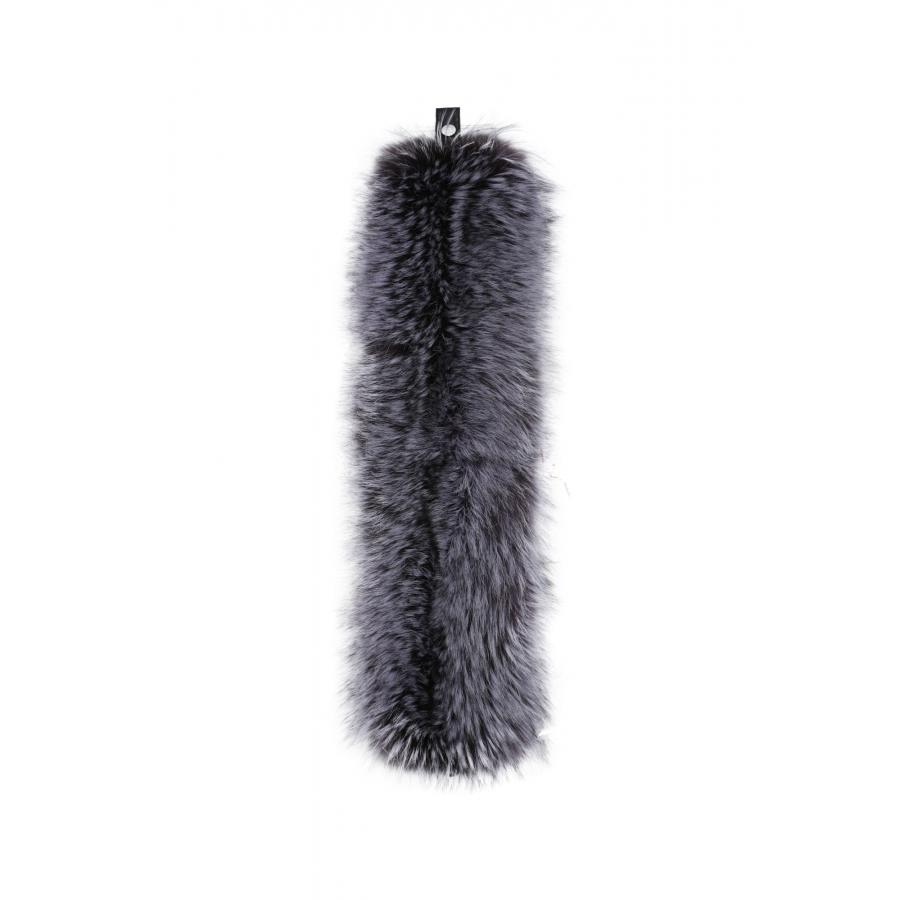 Max Fur Fox Silver