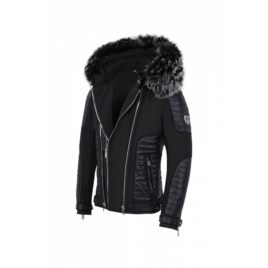 Down Jacket Martinez Black